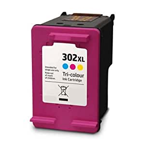 Deskjet 3637 - Cartucho genérico HP F6U67AE/302 x l ...