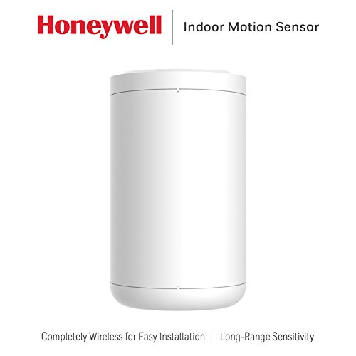 Honeywell RCHSPIR1 Smart Home Security Motion Sensor, White