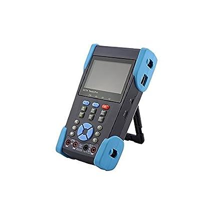 """Bullnet Systems - Multímetro para cámara de vigilancia (pantalla LCD de 3,5"""""""