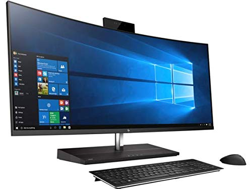 HP EliteOne 1000 G2 Envy 34 CURVED Desktop 1TB SSD + 2TB HD (Intel Core i5-8500 processor TURBO BOOST to 4.10GHz,16 GB RAM, 1 TB SSD + 2TB HD,34