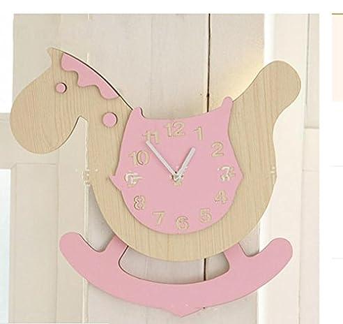 Trojan Wanduhr Wohnzimmer Schlafzimmer Kinderzimmer Dekoration Handwerk Uhr  Hängen Tisch Uhr