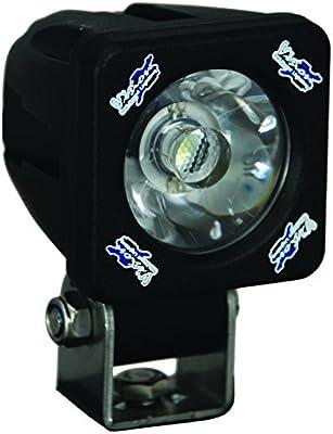 Vision X XIL-S1100 Solstice 2-Inch Square Euro Beam Solo Led Pod Light