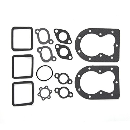 Wingsmoto Valve Grind Head Gasket Kit for Onan BF B43M B48M P216G P218G P220G Replaces 1103181