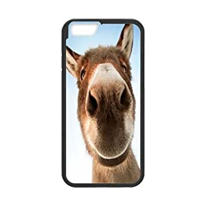 Personalized Donkey Iphone6 Cover Case, Donkey DIY Phone Case for iPhone 6 4.7