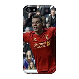 UkGGR5839SsaRT The Football Player Of Liverpool Daniel Agger Scored A Goal Feeling For SamSung Galaxy S3 Phone Case Cover On Your Style Birthday Gift Cover Case