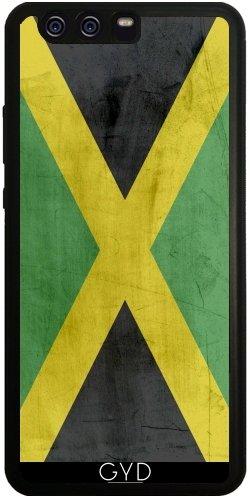 Funda de silicona para Huawei P10 Plus - Bandera De Jamaica by wamdesign