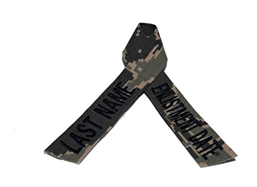 Custom Uniform Embroidered Awareness/Service/Pride Ribbons 50 Fabrics to choose from! Made in the USA! SHIPS UNDER 24 HRS! Tiger Stripe Fabric Custom Made Tiger