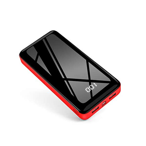 Portable Charger Power Bank 30000mAh Bextoo External Battery Pack with LCD Digital...