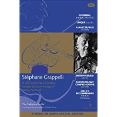 Stéphane Grappelli : A Life in the Jazz Century (2003) - Édition 2 DVD