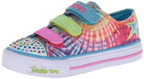 Skechers ShufflesPeace N Love Mädchen Sneakers Mehrfarbig (MLT)