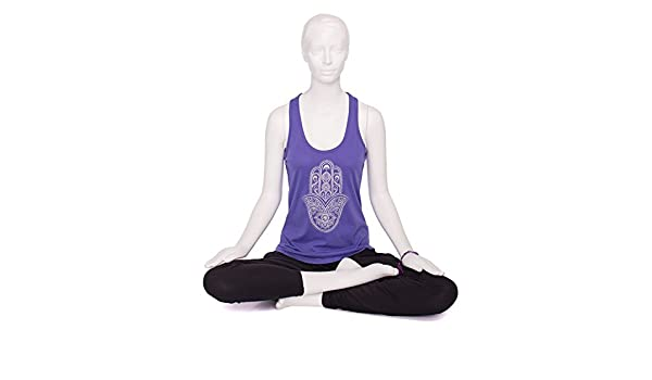 Bodhi Yoga Tank Top para mujer,