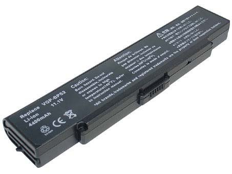 Price comparison product image 6-cell Li-ion 11.10V 4400mAh Hi-quality Battery for SONY VAIO