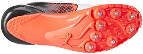 Rouge Tricks Chaussures Electric red Blast Puma D'athlétisme White Adulte Mixte puma 01 Evospeed Mehrfarbig black q8BtwE