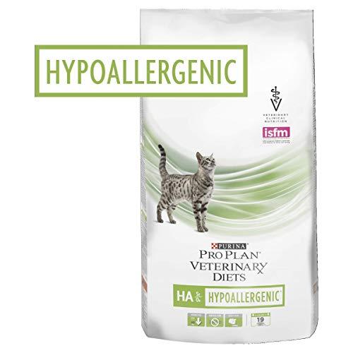 PRO PLAN VETERINARY DIETS Feline HA Hypoallergenic Dry...