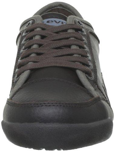 Herren Sneaker Levi's Braun 1948 Dark 129 Brown 216553 6fxtxqp