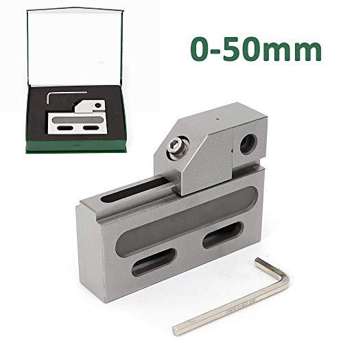 [해외]Wire Cut EDM Vise High Precision Vise HCR 45°-55° Stainless Steel 2 Jaw Opening 1.5 Kg Clamping / Wire Cut EDM Vise High Precision Vise HCR 45°-55° Stainless Steel 2 Jaw Opening 1.5 Kg Clamping