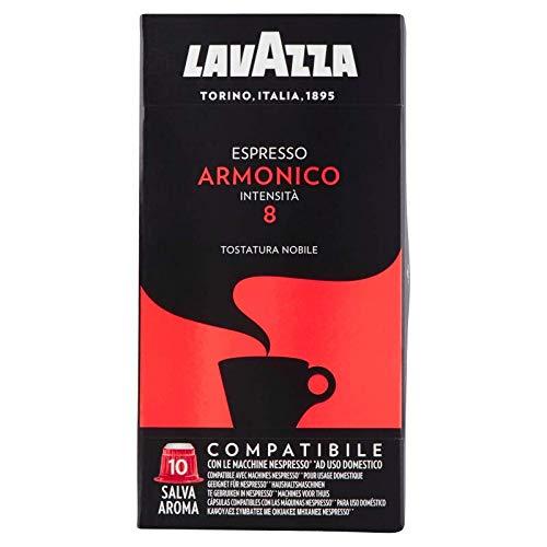 Lavazza Coffee Pods Mix 50 Nespresso Compatible Coffee