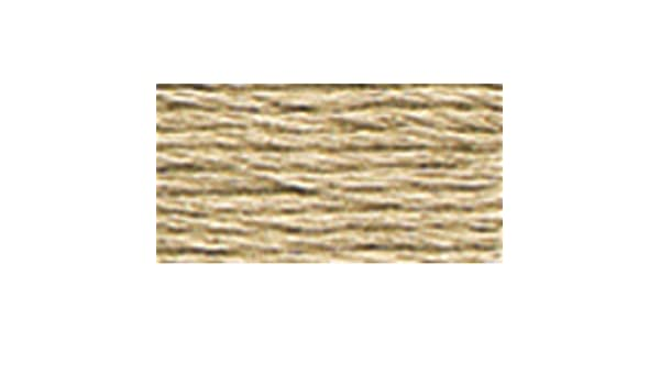 Colour 3782 Light Mocha Brown DMC Stranded Cotton Embroidery Floss