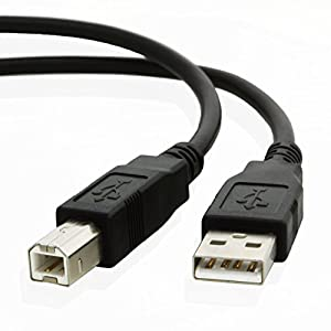 USB CABLE FOR HP DESKJET 3050A 3051A 3052A 3054A 3055A 3056A 3057A 3059A PRINTER