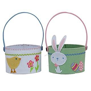 DII Camz10784 Gift Bag, Baskets, Chick & Bunny
