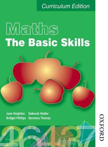 Maths the Basics Functional Skills Edition (E3-L2)