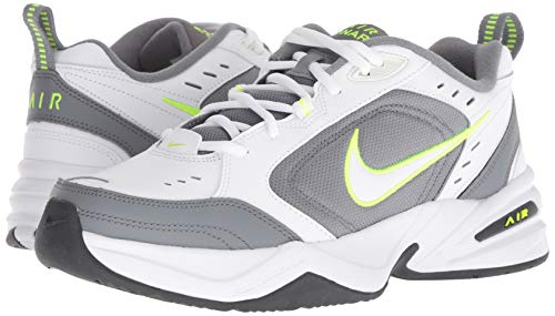 Nike Men's Air Monarch IV Cross Trainer, White-Cool Grey-Anthracite, 7 Regular US by Nike (Image #6)