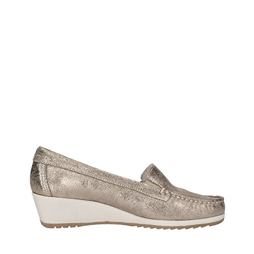 ENVAL SOFT 79336/00 Mocasines Mujer TAUPE 35