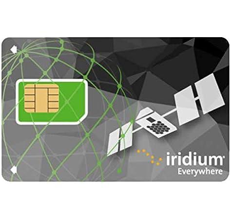 Tarjeta SIM de Prepago Iridium inactiva: Amazon.es: Electrónica