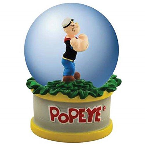 Westland Giftware Popeye Water Globe, 45mm