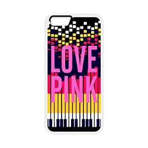 Cell Phone case LOVE Pink Cover Custom Case For iPhone 6 4.7 Inch MK9Q942971