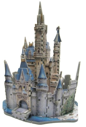 Puzz-3D three-dimensional jigsaw puzzle 200 piece Disney Cinderella Castle DPZ-01 by (World Cinderella Castle)