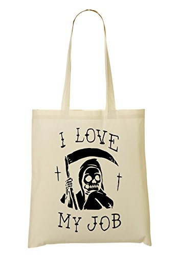 I Shopping Bag My Funny Job Handbag q0wTqR4r
