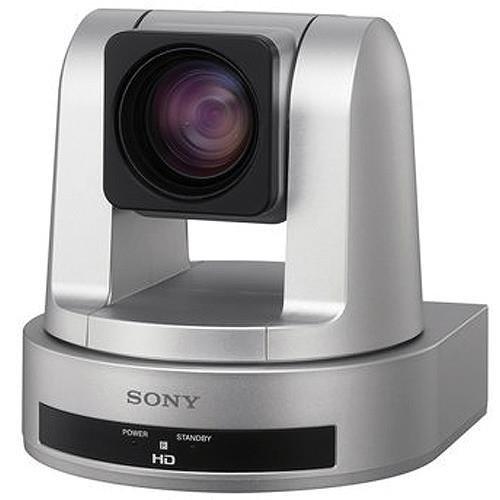 Sony SRG120DH | Silver 12x PTZ Full HD Desktop -