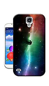 WLQ Hot Sale Phone Cover Protector for All People with Starry Sky Snap on Hard Plastic Phone Case Skin Shell for Samsung S4 Case
