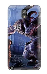 Special JakeNC Skin Case Cover For Galaxy Note 3, Popular Attractive Dragon Age Phone Case by lolosakes