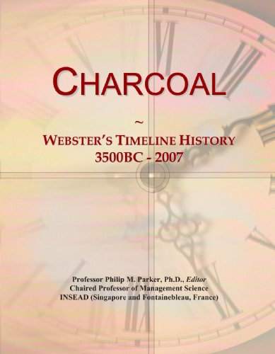 Charcoal: Webster's Timeline History, 3500BC - 2007