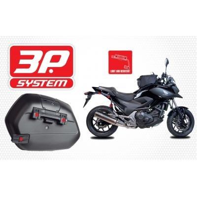 SHAD K0ER62IF Kawasaki Ninja 650 / ER6N 10-17 3P System Side Mount