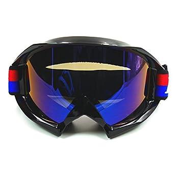 HHORD Harley-Davidson motos Cross cascos gafas viento prevención y arena polvo gafas , 1