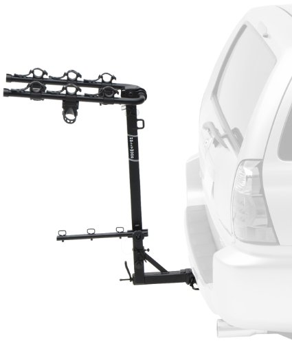 Hollywood Racks HR300 Road Runner 3-Bike Hitch Mount Rack (2-Inch Receiver)