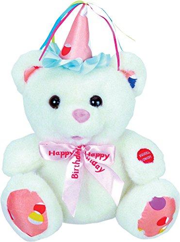 "Pbc International Happy Birthday Singing Bear, 10"", Multi..."