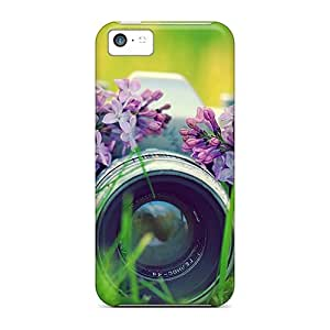 For Iphone 5/5s Tpu Phone Case Cover(open Landscape)