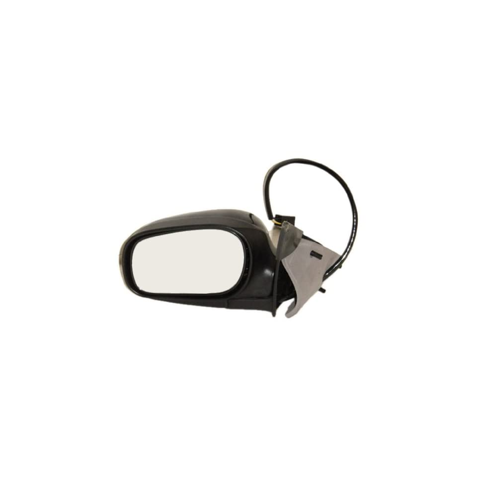 OE Replacement Ford/Mercury Driver Side Mirror Outside Rear View (Partslink Number FO1320214)