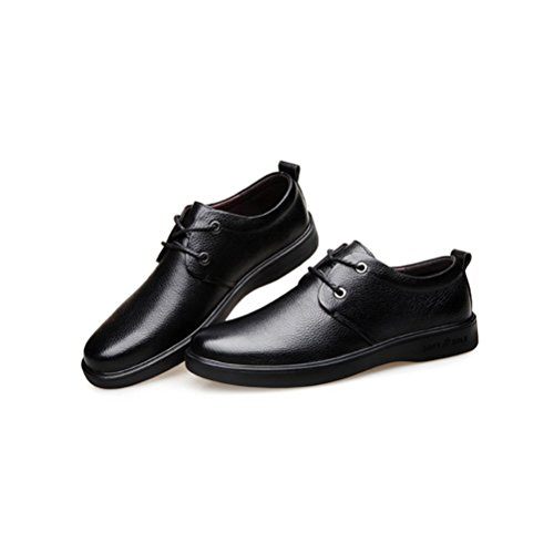 Black ZFNYY Chaussures Mode Chaussures Grandes pour Hommes d'outillage Respirant Tendance Loisirs vPSHxwqrvT