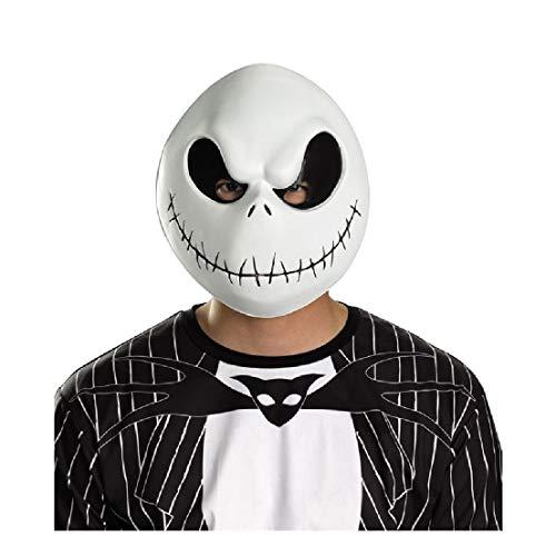 Jack Skellington Adult Vacuform Mask