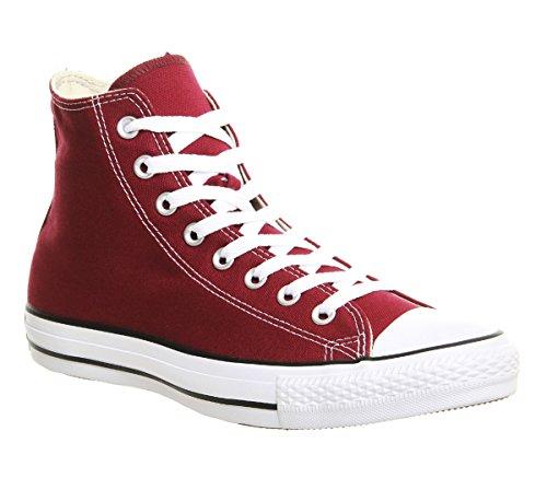 Converse All Star Hi, Baskets Mixte Adulte, Rouge (Vinaccia), 42.5 EU