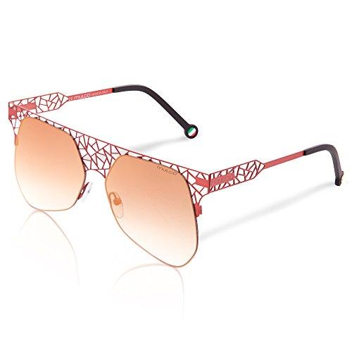 Mulco Web Drop C063 Red Frame / Red Lens 55 mm - Mulco Sunglasses