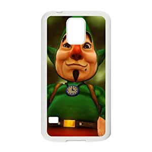Samsung Galaxy S5 Cell Phone Case White The Legend of Zelda The Wind Waker Tingle VIU011209