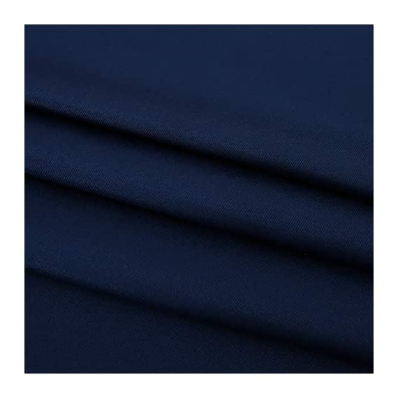 Obstal Rectangle Table Cloth, Oil-Proof Spill-Proof and Water Resistance Microfiber Tablecloth, Decorative Fabric Table Cover for Outdoor and Indoor Use (Navy Blue, 60 x 84 Inch) -  Premium Quality Tablecloth:This durable and easy to clean tablecloth is made from 100-percent premium polyester fabric. Available in 3 sizes: 60 x 84 inch, 60 x 102 inch, 60 x 120 inch, please measure your table size before buying.   Water Resistance Tablecloth: Our holiday table cloth is oil-proof, stain proof, scratch and water resistant. No leaks, making it the perfect table cover protector for your table.  Fulfill Your Finicky Fashion Sense: The impressively durable fabric promises to be a long lasting and stylish complement to your home. Whether you are looking for a stunning piece to tie your existing interior décor together or simply in need of an easy care focal point for an upcoming party or event, our solid color table clothes can create your personal style - tablecloths, kitchen-dining-room-table-linens, kitchen-dining-room - 41BVwUSGtAL. SS570  -
