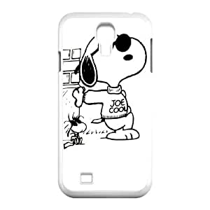 Snoopy Samsung Galaxy S4 9500 Cell Phone Case White DIY Gift pxf005-3700503