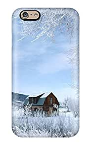 Fashionable QNLAmcj1847OPqou Iphone 6 Case Cover For Lonely House Protective Case